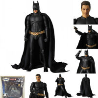 Medicom Mafex No. 049 Batman Batman Begins Suit Action Figure New In Box