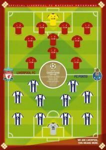 Liverpool v FC Porto - UEFA Champion's League Quarter Final - 09 April 2019