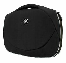 "Crumpler The Salmonete Netbook funda Bag 10"" OPACO NEGRO/PLATA"