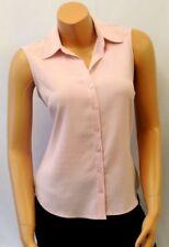 Camisas y tops vintage de mujer de color principal rosa