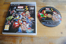Jeu MARVEL VS CAPCOM 3 FATE OF TWO WORLDS pour Playstation 3 (PS3) PAL (SN)