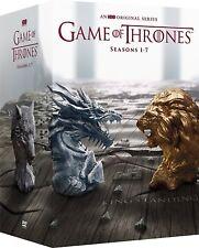 Game Of Thrones - Season 1-7 Boxset  [2017] - 11/12/17