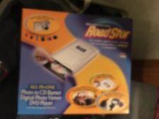 MICROSOLUTIONS ROADSTOR PORTABLE CD BURNER/DVD PLAYER, PHOTO TRANSFER ETC,.