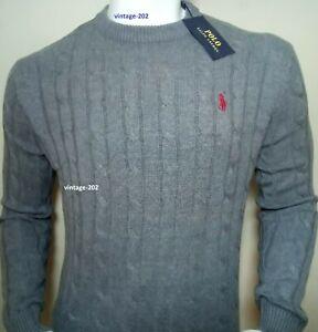 Full Sleeve Ralph Lauren Jumper For Men's Early Summer sale**
