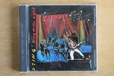 Sting  – Bring On The Night      (C253)