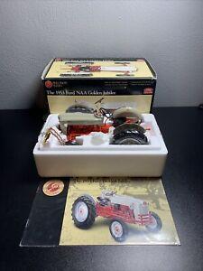 Ertl 355 Precision Series 1953 Ford NAA Golden Jubilee Tractor Original Box