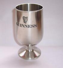 Vintage 1970s PEWTER Cup GUINNESS GOBLET
