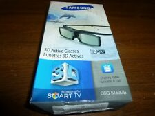 New Genuine Samsung OEM 3D Active Glasses SSG-5150GB - Black