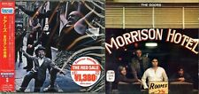2 CD THE DOORS  Morrison Hotel / Strange Day   CD Import Japon   NEUF Emballés