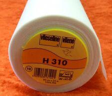 (7,22€/m²) Vlieseline H310 90cm breit weiß