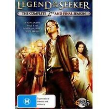 LEGEND OF THE SEEKER SEASONS 1 - 2 : NEW DVD