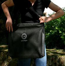 MBIG Mercedes Shopping Tasche schwarz