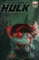 IMMORTAL HULK #17 RAHZZAH VARIANT MARVEL COMICS BRUCE BANNER RED SHE HULK