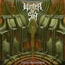 Winter Of Sin - Violence Reigns Supreme NEW CD