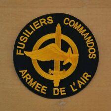 FUSILIERS COMMANDOS ARMEE DE L AIR  INSIGNE TISSU NEUF