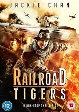 Railroad Tigers [DVD][Region 2]
