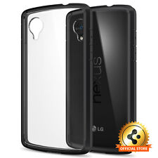 Spigen® Google LG Nexus 5 [Ultra Hybrid] Shockproof Clear Case [+1 HDProtector]