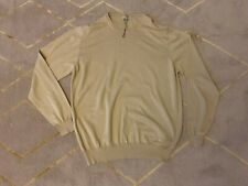 Burberry beige cotton jumper BNWT NEW WITH TAGS