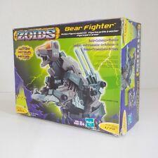 Hasbro 2001 Zoids BEAR FIGHTER #511 Action Figure Model Kit MIB