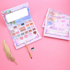 Sailor Moon Eyeshadow Palette Shimmer/Matte Pigmented Colors Anime