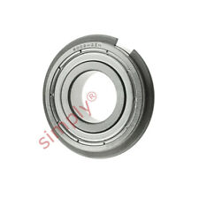 Major Branded 60022ZNR Shielded Snapring Deep Groove Ball Bearing 15x32x9mm