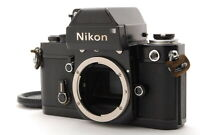 EXC+++++ Nikon F2 Photomic DP-1 Finder Black Body, Body Cap from Japan
