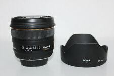 SIGMA 50 mm 1.4 EX DG HSM APSC et Vollformat Pentax 1 An Garantie