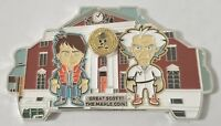 NYPD Back to the Future DeLorean Jack Maple New York Police Challenge Coin