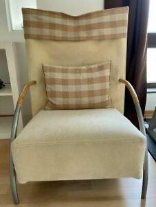 Sessel, Marke Ligne Roset, beige mit tollem Sitzkomfort