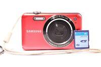 Samsung  ES 74 14.2MP Digital Camera - RED