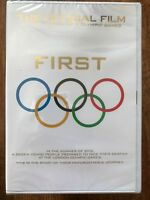 First DVD The Official Film of the London 2012 Olympic Games BNIB