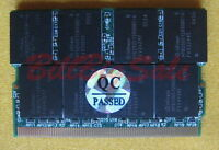 1GB X1 MicroDIMM 172PIN DDR-333 PC-2700 DDR333 1G laptop memory RAM 08