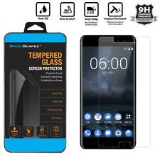 Premium Tempered Glass 9H Film Screen Protector For Nokia 3/5/6/8 2017