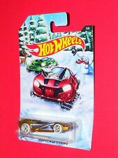 2017 Hot Wheels Holiday Hot Rods  SCOOPA DI FUEGO   #1  DWC06-0910