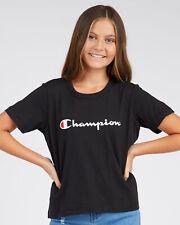City Beach Champion Girls' Logo T-Shirt