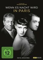 Wenn es Nacht wird in Paris (Jean Gabin - Jeanne Moreau)             | DVD | 049