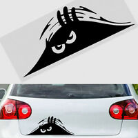 Fashion Cartoon Peeking Eyes For JDM Car Bumper Window Vinyl Decal Sticker