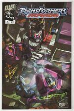 Transformers Armada #2 (Aug 2002, DW [Dreamwave]) Chris Sarracini, James Raiz