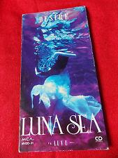 "LUNA SEA Desire / 3"" Japanese MINI CD Single JAPAN J-POP  / UK Seller"