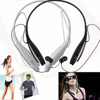 Stereo Bluetooth Headset Sport Wireless Headphone For Apple iPhone 7 6S Motorola