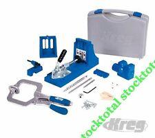 Kreg Jig® Master System Juego completo de accesorios para agujeros Poc 613663 TO