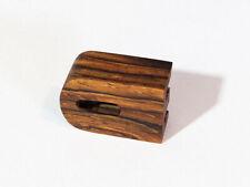 Custom made Wood Body for DENON DL 103 DL103R Cartridge Cocobolo Wood