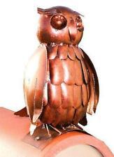 Chouette en Métal 8970 Bijoux de Toit pour la Faîtage Toit 27 cm Uhu
