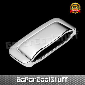 For Chevy Tahoe 2000 2001 02 03 2004 2005 2006 Chrome Tailgate Cover stick on