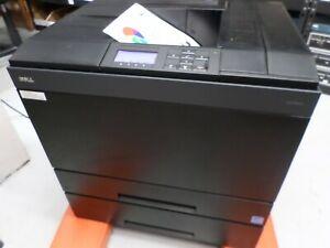 Dell 5130cdn Ethernet USB 1.2GB Color Laser Printer w Extra 550 Page Tray 0Y986P