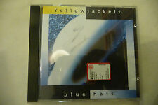 "YELLOW JACKETS""BLUE HATS-CD WB Ger 1997"""