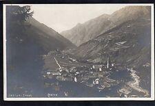 Cogne, Aosta - Panorama - Foto J. Neer - Non Viaggiata - AO626