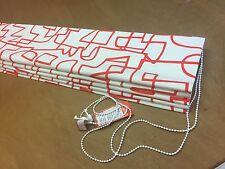 Kirkby Design Jon Burgerman Zag Zig K5142 Roman Blind,Made To Measure,9 Cols