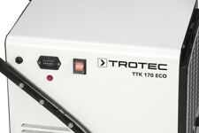Deshumidificador móvil profesional TROTEC TTK 170 ECO
