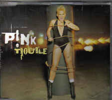 Pink-Trouble Promo cd single
